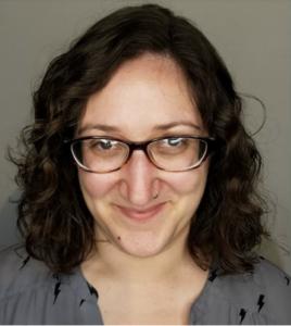 Jessica Tartanian, Program Chair, headshot